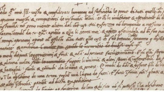 CV_Léonard de Vinci